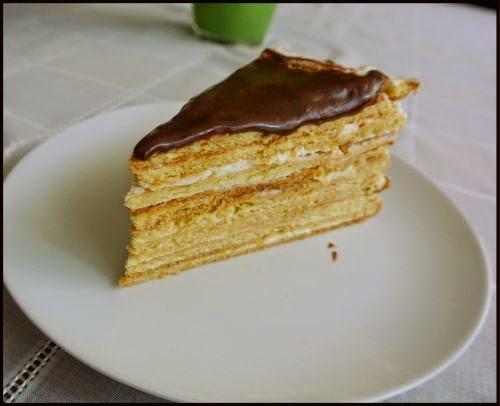 "Tort ""Marcinek"""