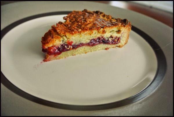 Ciasto Bretońskie ze śliwkami – francuska rozpusta