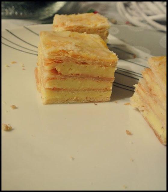 Napoleon cake – król wśród ciast