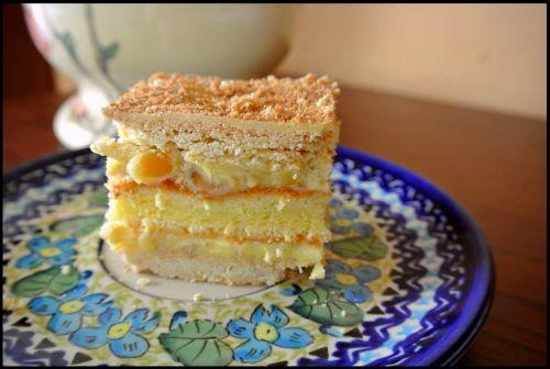 """Ciasto """"Biała trufla"""" – ideał!"""