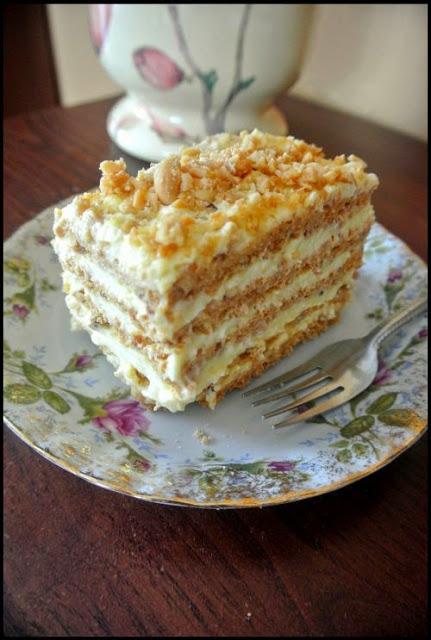 Sans Rival – ciasto na wagę złota