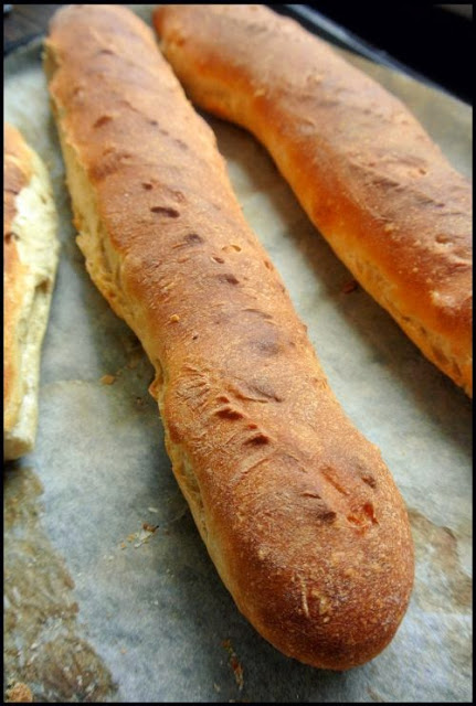 Bagietka jak z francuskiej piekarni, czyli przepis mistrza