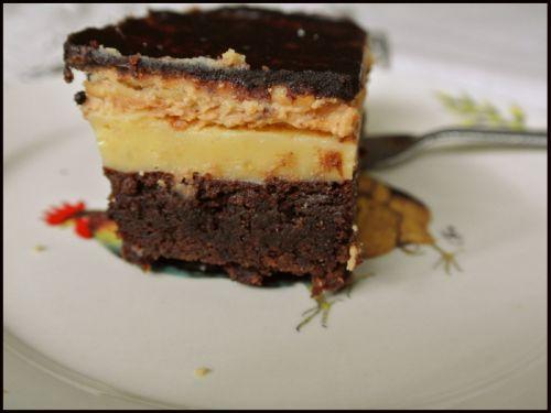 """Gliniaste ciasto """"słodko-słone"""""""