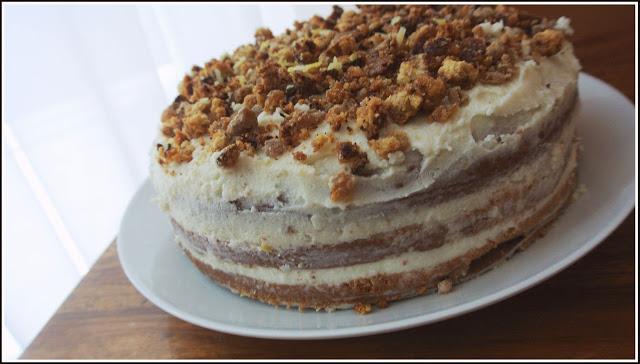 Tort cytrynowy – inspiracja Marthą Stewart