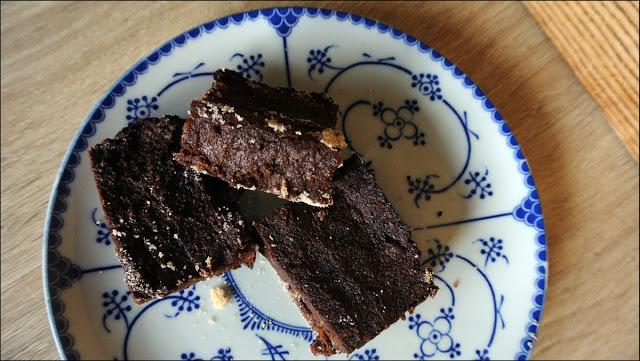 Wegańskie brownie z batatów- wilgotne i klejące