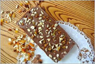 Wegańska czekolada mleczna bez cukru- prawdziwa!