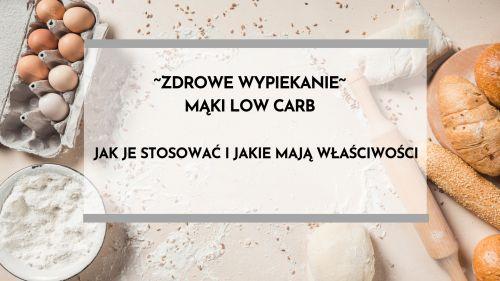 Dieta low carb- najlepsze mąki