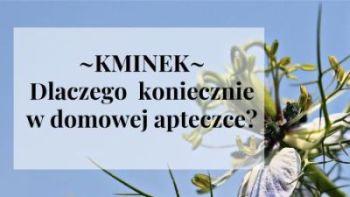Kminek- król wśród zdrowotnych przypraw!
