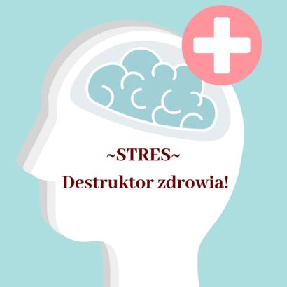 5 największych skutków STRESU- umysł i ciało.