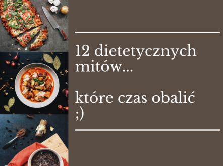 mini mity dietetyczne