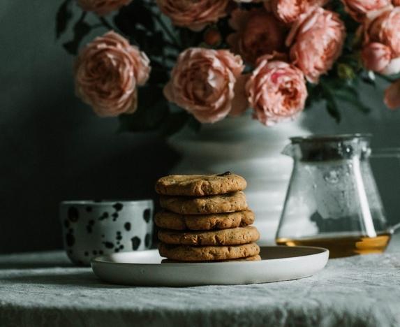 Ciasteczka Maślane BEZ CUKRU- wersja low carb