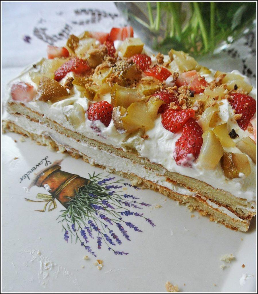 mille feuille, ciasto półfrancuskie, ciasto duńskie, ciasto drożdżowe-francuskie,
