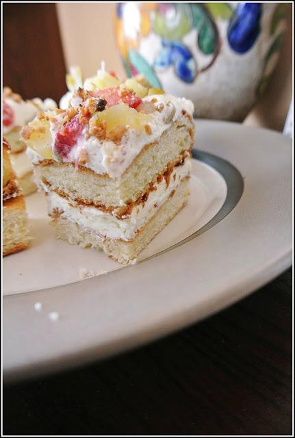mille feuille przepis, napoleonik, ciasto przekładane